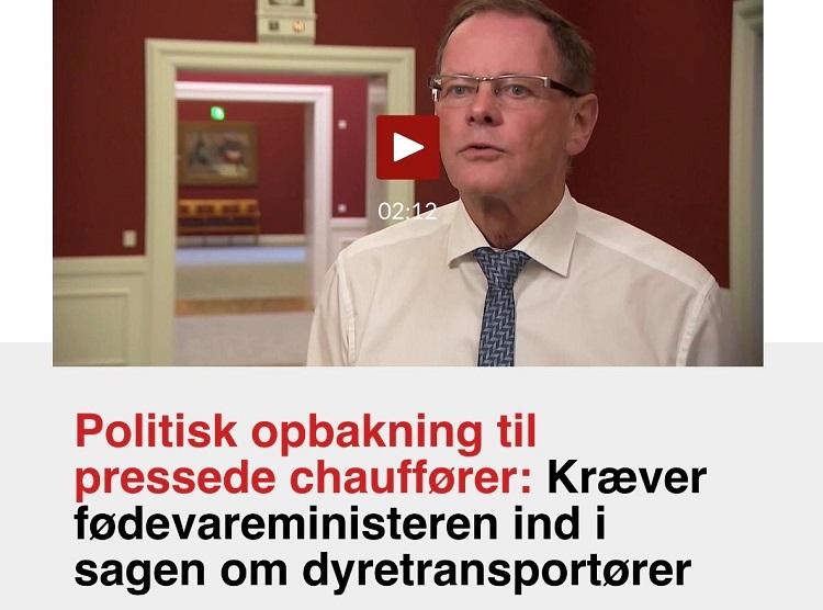 DET HJÆLPER AT PROTESTERE: